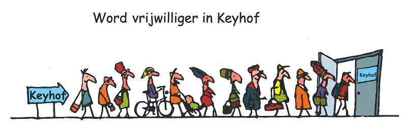 Vrijwilligers - Keyhof