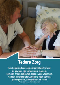What Matters To You - Tedere Zorg
